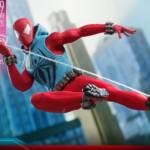 Hot Toys PS4 Scarlet Spider 005