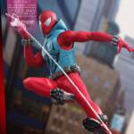 Hot Toys PS4 Scarlet Spider 016