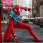 Hot Toys PS4 Scarlet Spider 020