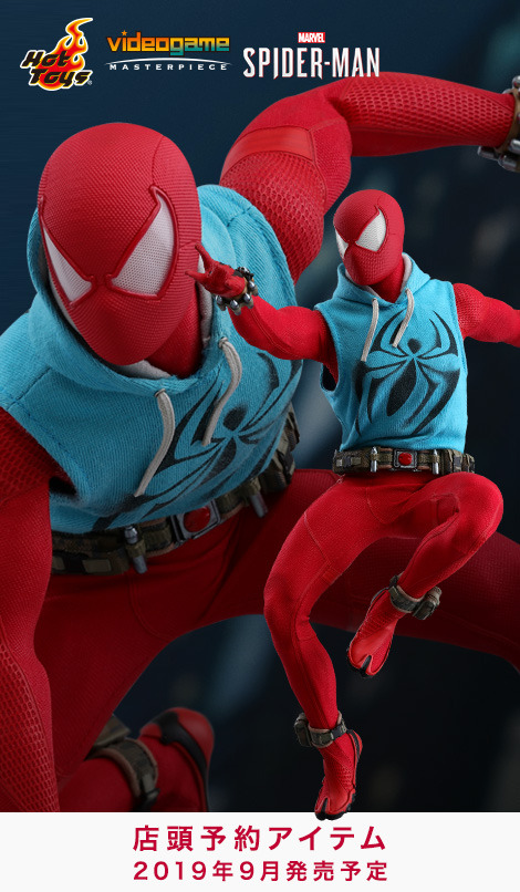 Hot Toys Scarlet Spider