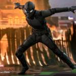 Hot Toys Stealth Suit Spider Man 001
