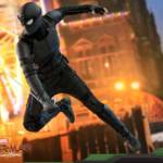 Hot Toys Stealth Suit Spider Man 002