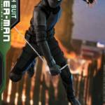 Hot Toys Stealth Suit Spider Man 006