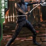Hot Toys Stealth Suit Spider Man 007