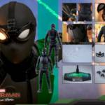 Hot Toys Stealth Suit Spider Man 013
