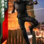 Hot Toys Stealth Suit Spider Man Deluxe 005