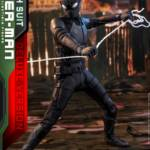 Hot Toys Stealth Suit Spider Man Deluxe 011