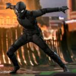Hot Toys Stealth Suit Spider Man Deluxe 017