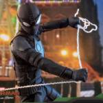 Hot Toys Stealth Suit Spider Man Deluxe 018