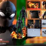 Hot Toys Stealth Suit Spider Man Deluxe 022