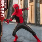 Hot Toys Upgrade Suit Spider Man 012