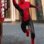 Hot Toys Upgrade Suit Spider Man 013