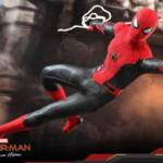 Hot Toys Upgrade Suit Spider Man 017
