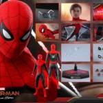 Hot Toys Upgrade Suit Spider Man 022