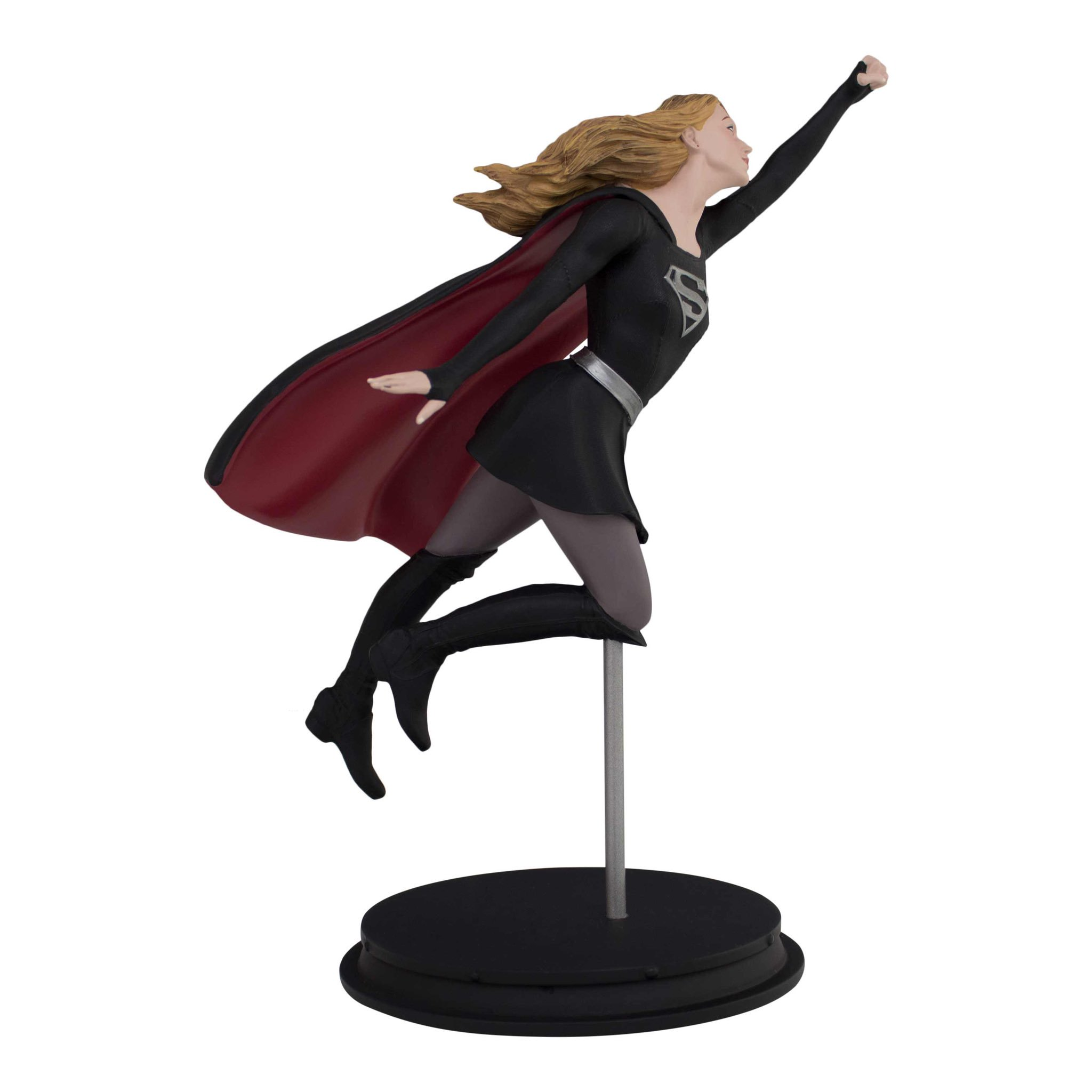 San Diego Comic-Con 2019 Exclusive Dark Supergirl Statue by