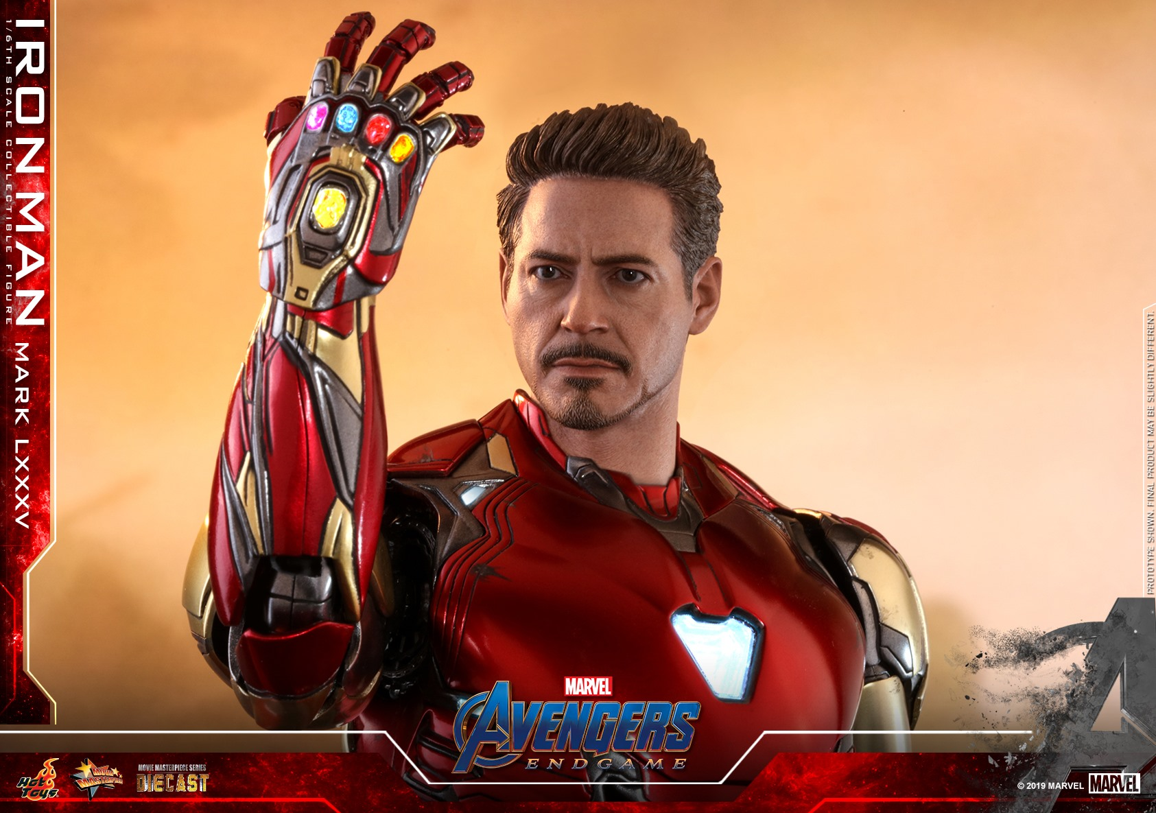 Iron Man Endgame Hot Toys Update 001