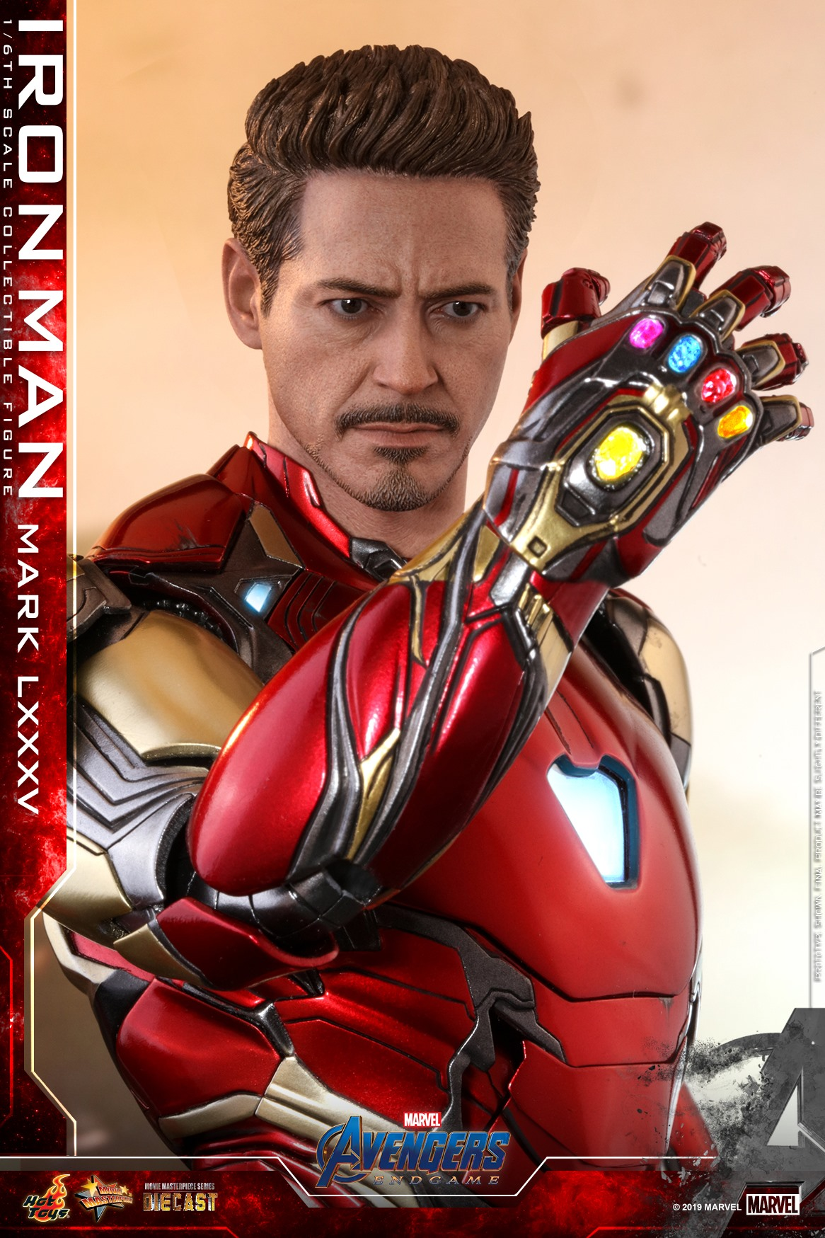 Iron Man Endgame Hot Toys Update 002