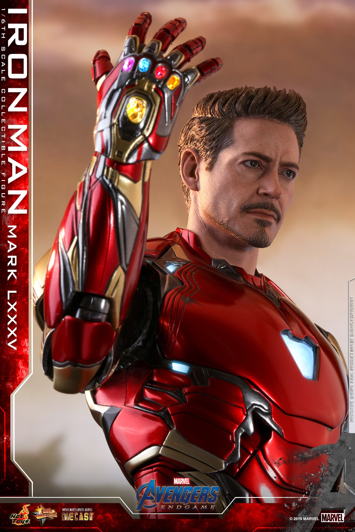Iron Man Endgame Hot Toys Update 003
