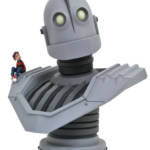 Legends in 3D Movie Iron Giant Bust