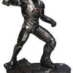 MARVEL GALLERY AVENGERS ENDGAME WAR MACHINE PVC FIG