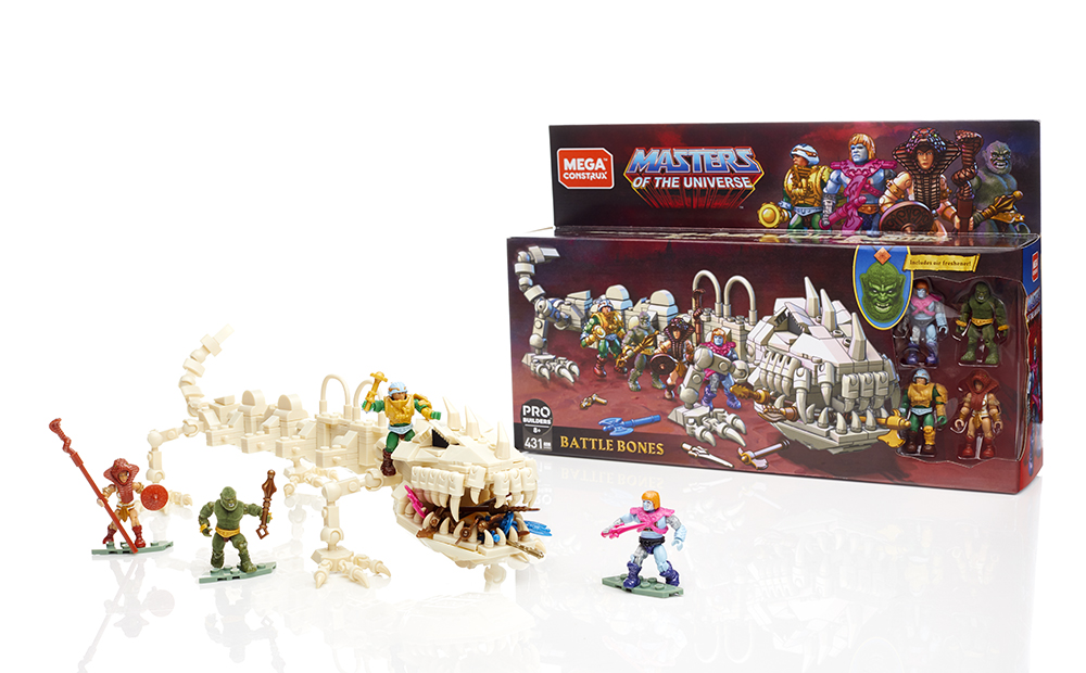 Mattel SDCC 2019 Masters of the Universe Exclusives - The