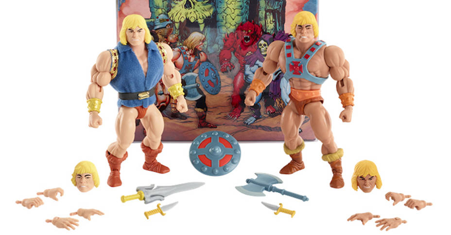 MOTU Power of Grayskull Set 001