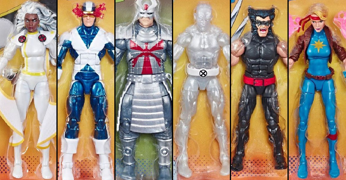 Marvel Legends Uncanny X Men 007