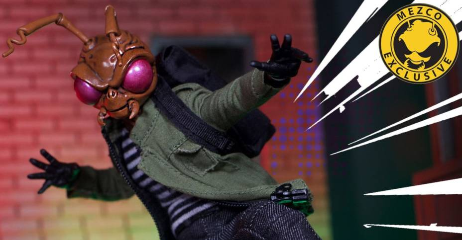 Mezco Gomez Street Preview