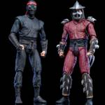 NECA 1990 TMNT Shredder 028
