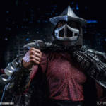 NECA 1990 TMNT Shredder 045