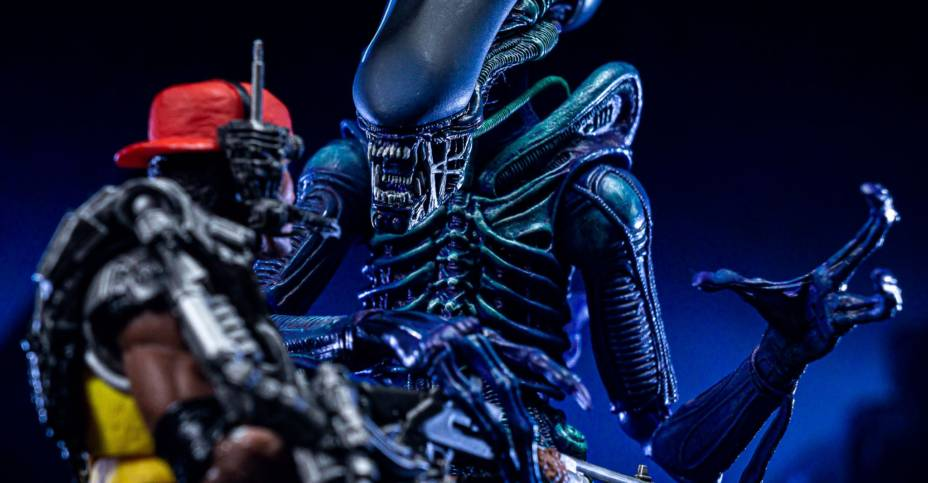 NECA Club Exclusive Alien 025