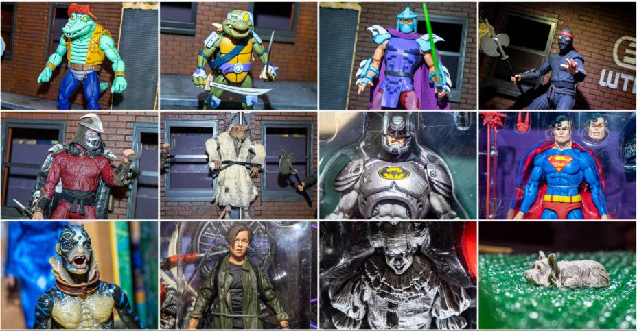 NECA FAN EVENT 2019 Splash