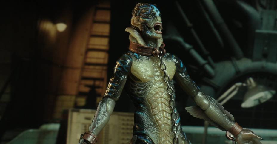 NECA Shape of Water Amphibian Man 005