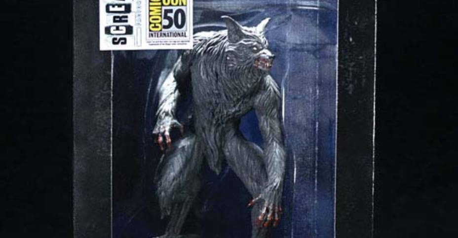 PCS SDCC The Howling Statue