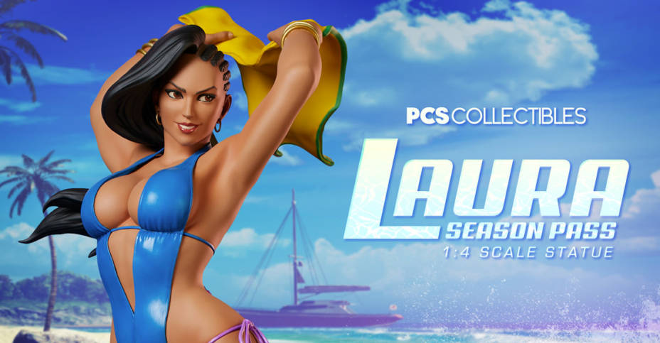 Street Fighter V - Laura