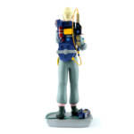 Real Ghostbusters Egon 004