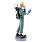 Real Ghostbusters Egon 006