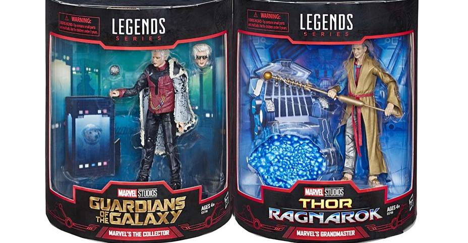 SDCC 2019 Marvel Legends Collector and Grandmaster 001