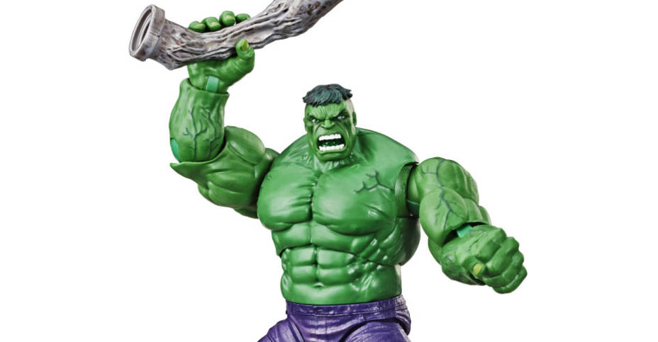 SDCC 2019 Marvel Vintage Legends Hulk 002