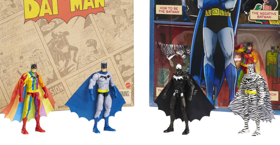 SDCC 2019 Strange Lives of Batman 001