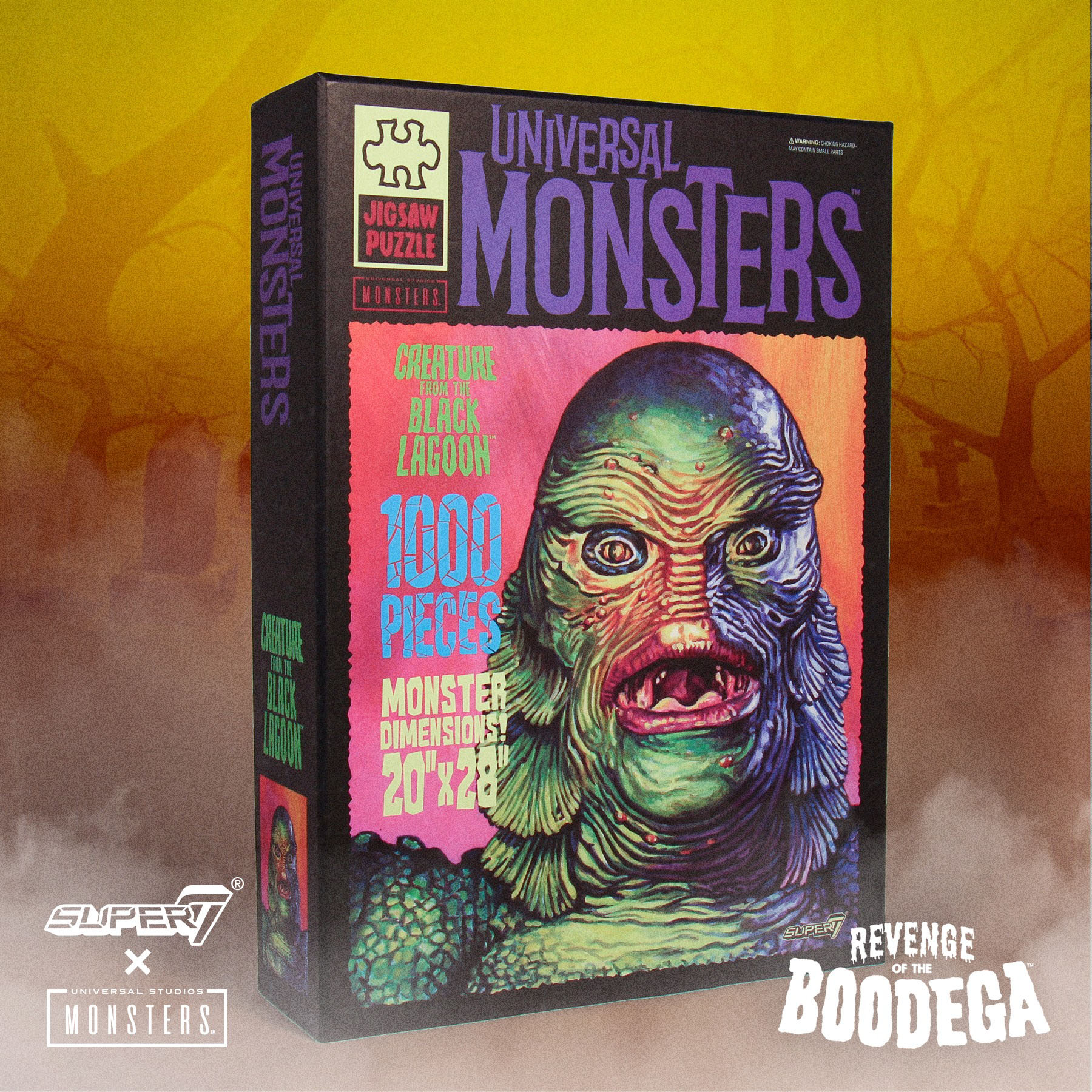 SDCC 2019 Super 7 Horror Exclusives 001