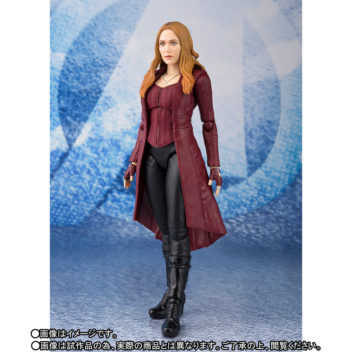 Giappone Versione Avengers//Infinity War BANDAI S.H Figuarts Scarlet Witch