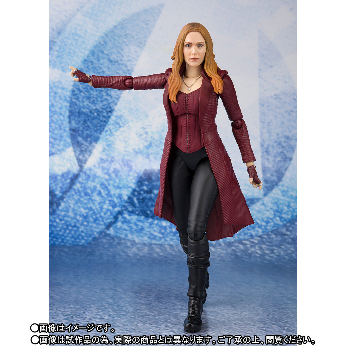 Avengers: Infinity War - S H  Figuarts Scarlet Witch - The Toyark - News
