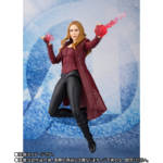 SH Figuarts Scarlet Witch 008