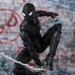 SH Figuarts Stealth Suit Spider Man 001