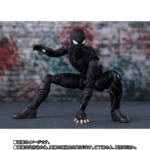 SH Figuarts Stealth Suit Spider Man 002