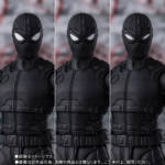 SH Figuarts Stealth Suit Spider Man 004