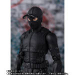 SH Figuarts Stealth Suit Spider Man 005