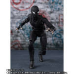 SH Figuarts Stealth Suit Spider Man 006