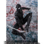 SH Figuarts Stealth Suit Spider Man 007